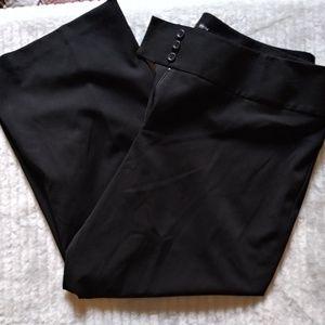 Style & Co. Crop Wide Leg Slacks